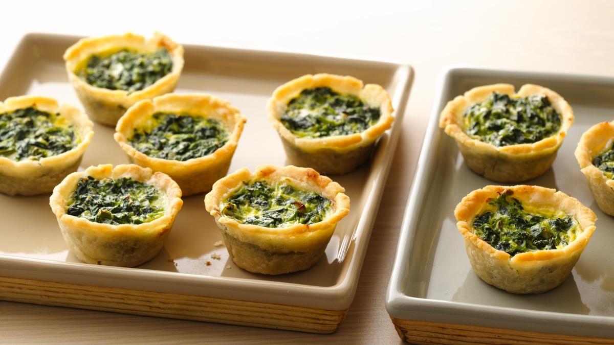 Gluten Free Mini Quiches Recipe — Dishmaps